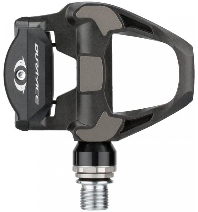 SHIMANO Dura Ace PD-R9100 Carbon Road SPD SL Cycling Pedals New IPDR9100