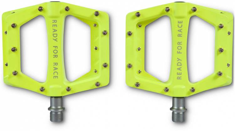RFR Pedals Flat RACE neon yellow