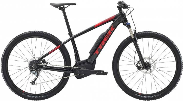 Trek Powerfly 4 Trek Black 2019