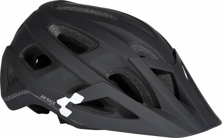 Cube Helmet PRO black n white