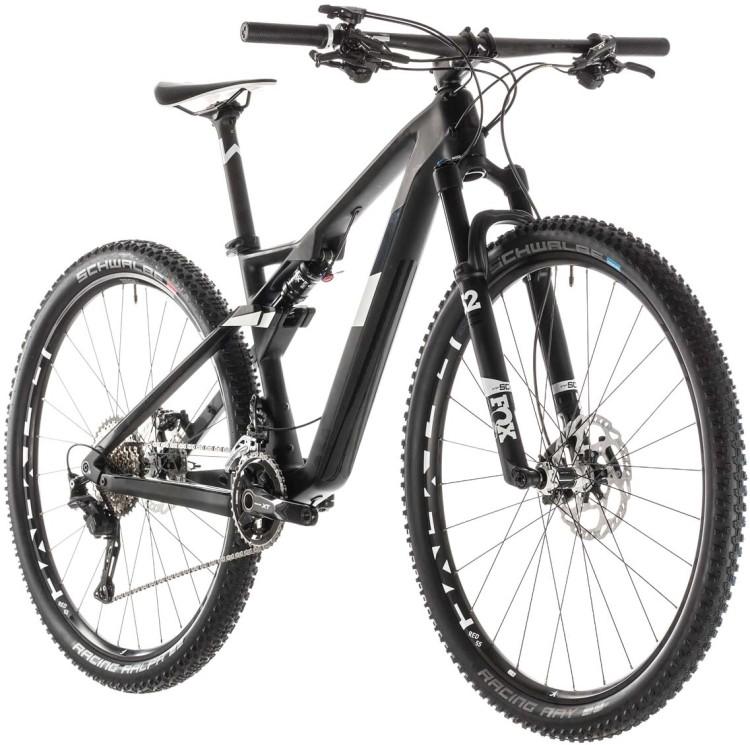 baeb1cb6b40 Cube AMS 100 C:68 Race 29 blackline 2019 Mountainbike Fully ▷ buy ...