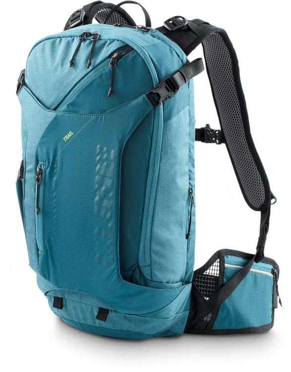 Cube Backpack EDGE TRAIL blue