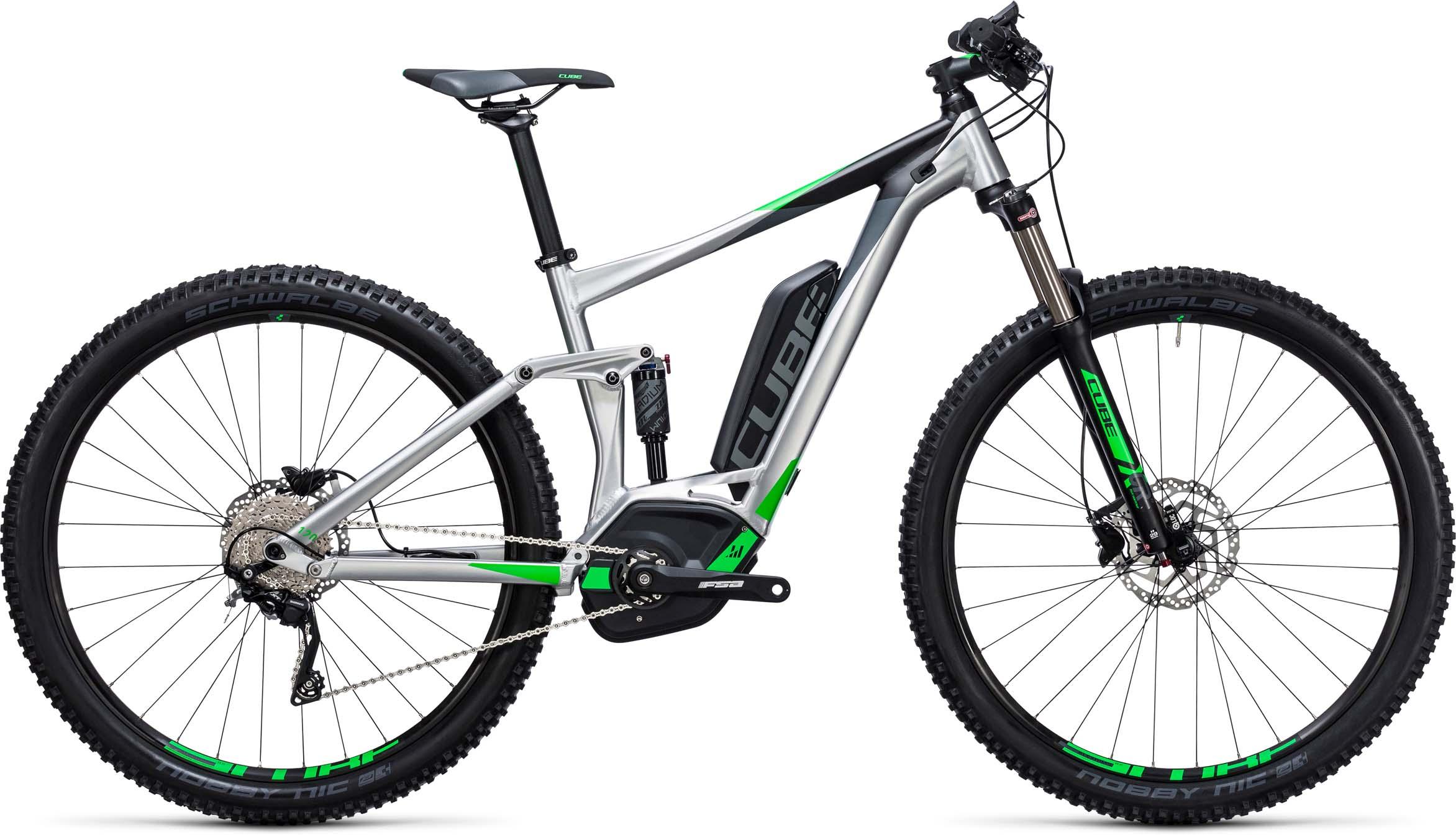 E Bike Mountainbikes Fully 27 5 Inch Mountainbikes