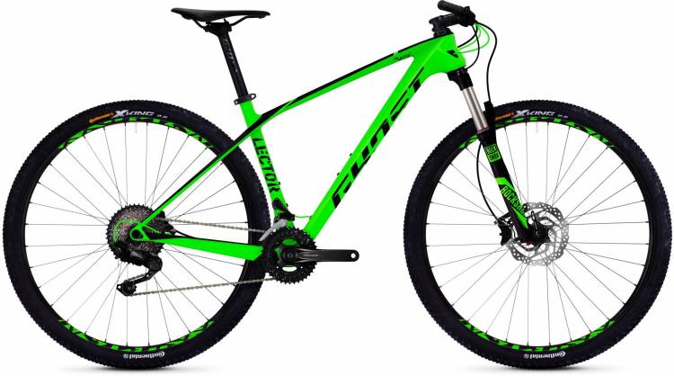 Ghost Lector 2.9 LC U - Hardtail Mountainbike ▷ cheap at mhw-bike.com