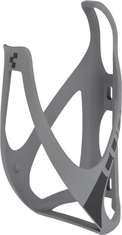 CUBE Flaschenhalter HPP matt grey n black