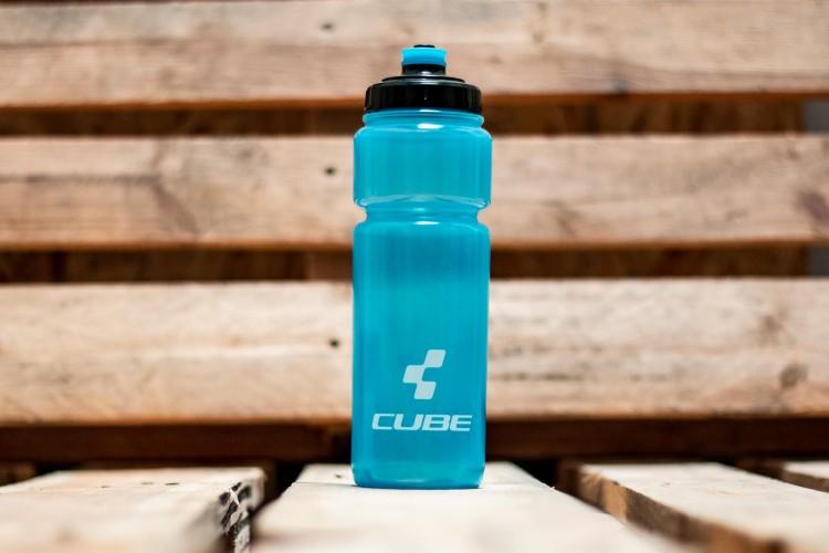 Cube drinking bottle 0,75l Icon blue