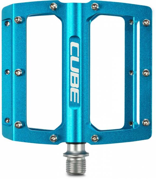 Cube Pedals ALL MOUNTAIN blue