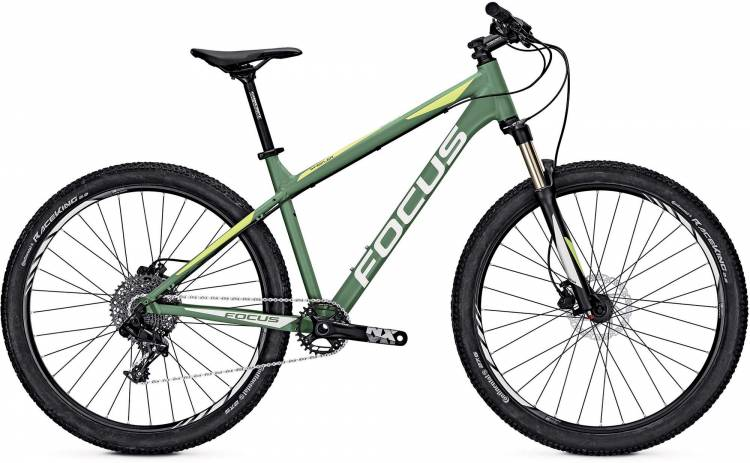 Focus Whistler SL 27 mineral green/matt 2017 - Hardtail Mountainbike