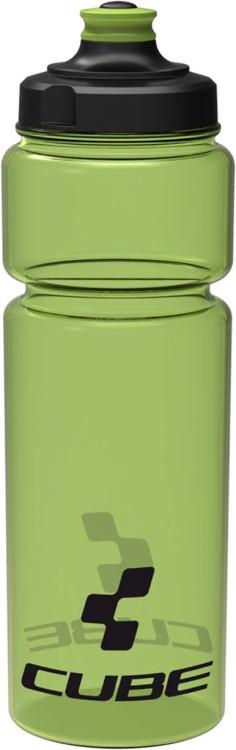 Cube drinking bottle 0,75l Icon green