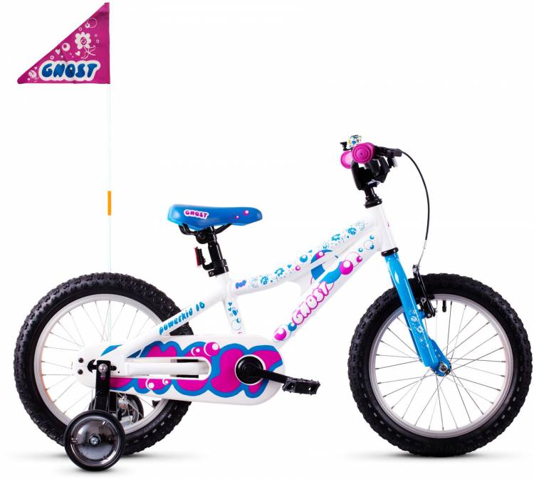 Ghost Powerkid 16 AL 2021 - Kid Bike 16 Inches