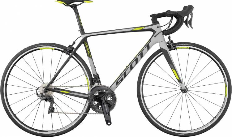 Scott Addict 10 2017 - Road Bike Carbon Men
