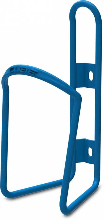 Cube bottle cage HPA matt blue