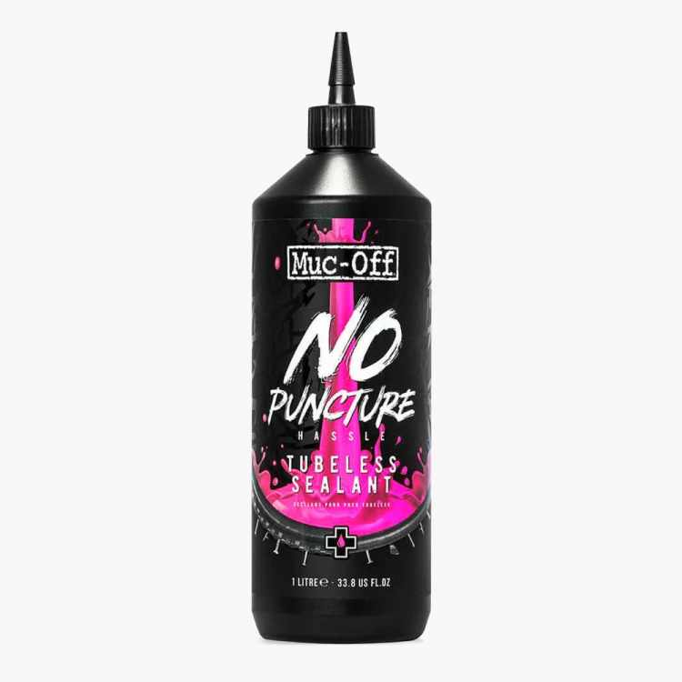 Muc Off No Puncture Hassle Tubeless Sealant - 1 Liter