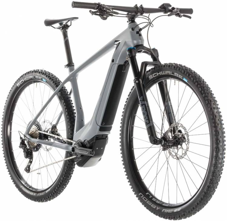 Cube Elite Hybrid C:62 SL 500 KIOX 29 grey n black 2019