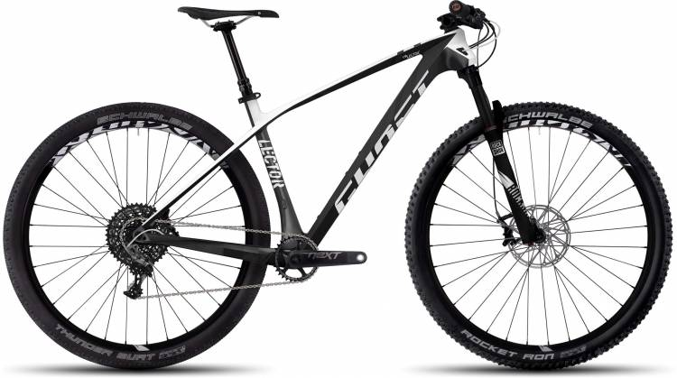 """Ghost Lector 8 LC 29"""" 2017 - Hardtail Mountainbike"""