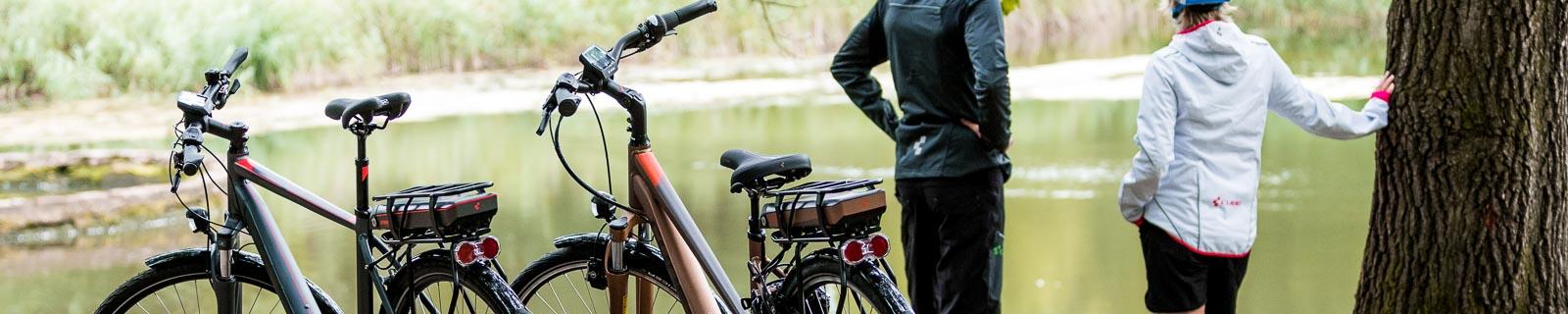 Touring E-Bikes