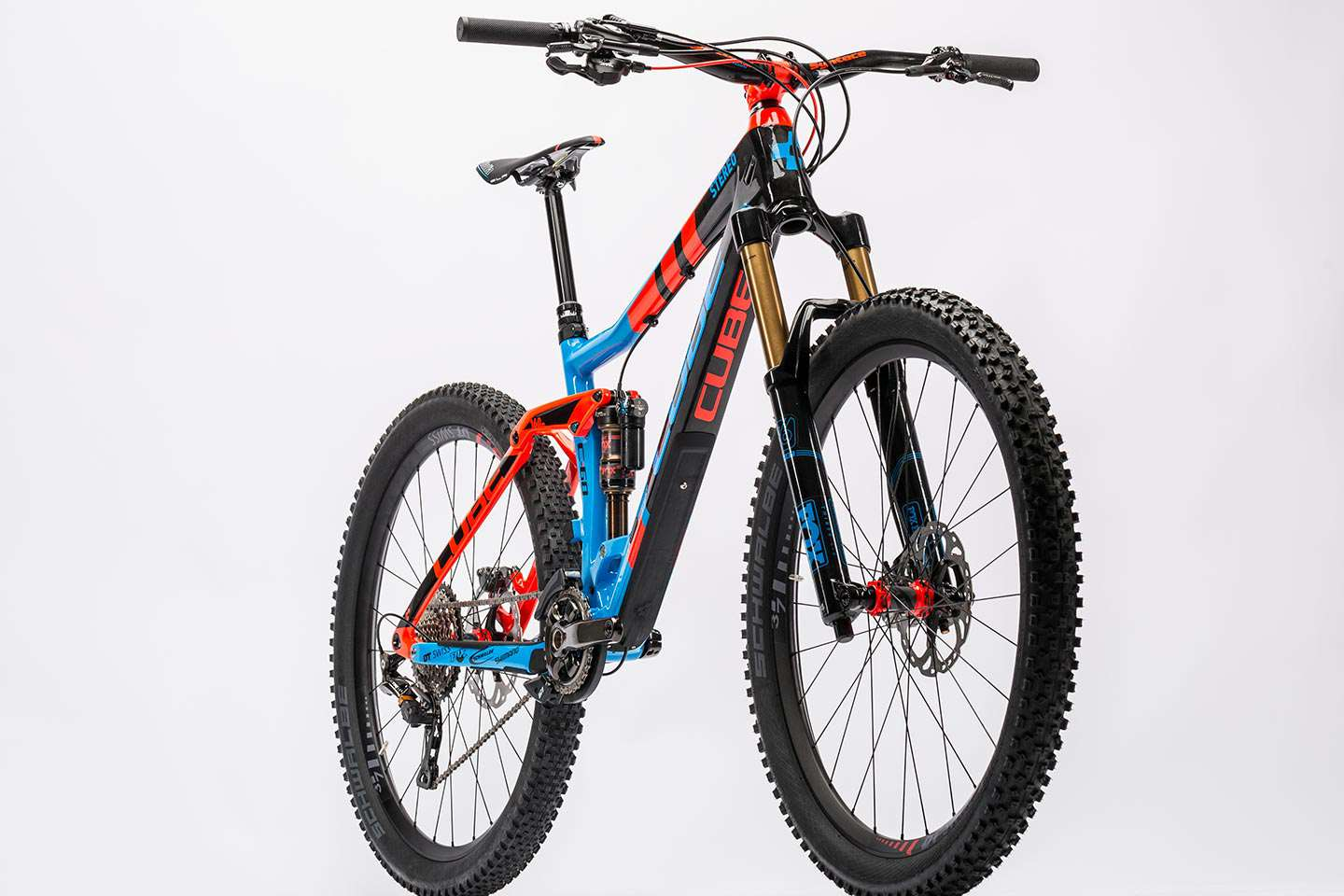 325cad806f4 Cube STEREO 160 C:68 ACTION TEAM 27.5 Mountainbike Fully ▷ buy online  cheaply ▷ mhw-bike.com