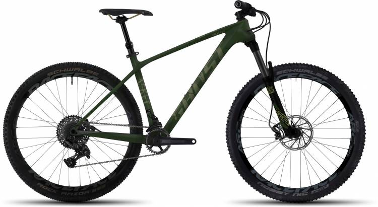 "Ghost Asket 5 LC 27.5"" 2017 - Hardtail Mountainbike"