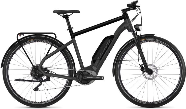 Ghost Hybride Square Trekking B3.8 AL 2019 - Touring E-Bike Men