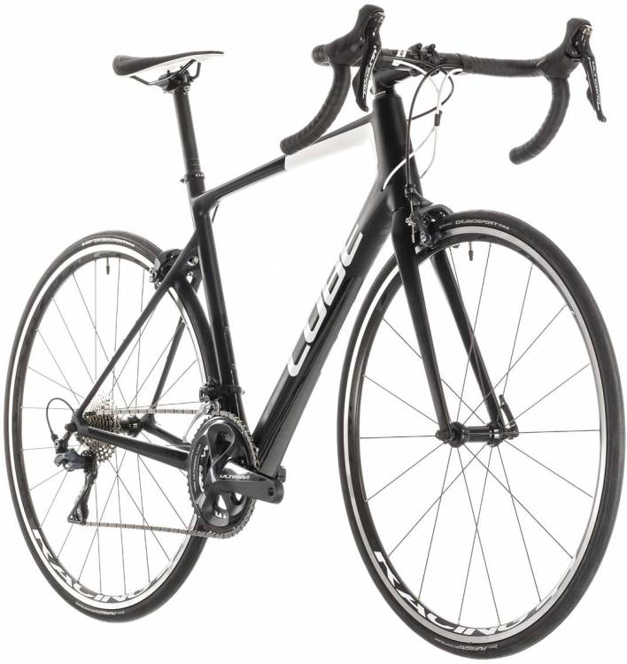 b3f8da3dca2 Cube Attain GTC Race carbon n white 2019 Race Bike ▷ buy online ...