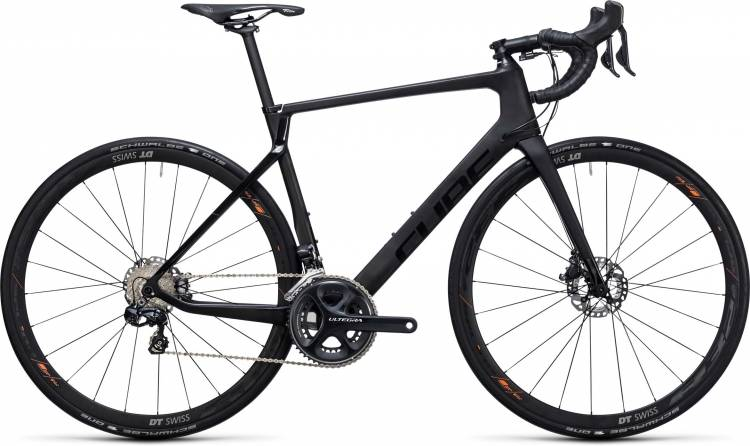 Cube Agree C:62 SLT Disc carbon n black 2017