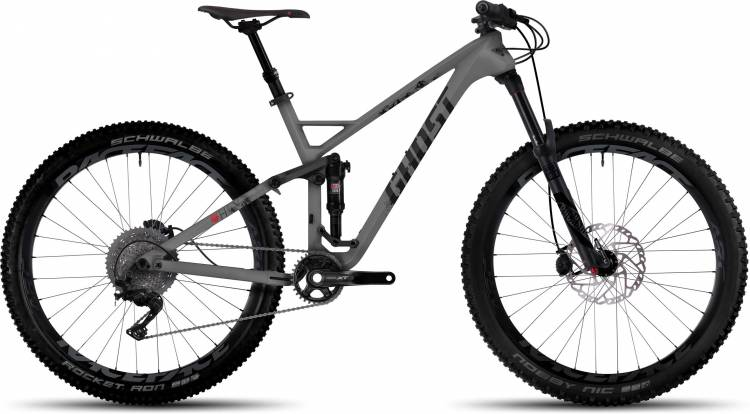 "Ghost H AMR 8 LC 27.5""+ 2017"