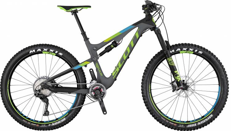 Scott Genius 710 Plus 2017