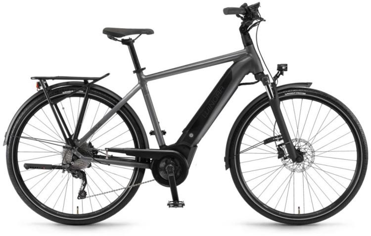 "Winora Sinus i9 500Wh 28"" titan 2020 - Touring E-Bike Men"