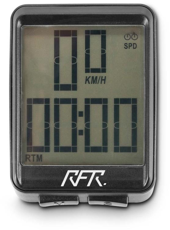 RFR Bicycle Computer wireless CMPT black