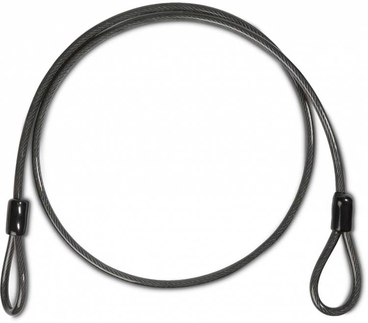 RFR Spiral Lock Extra 10 x 1800 mm black n white