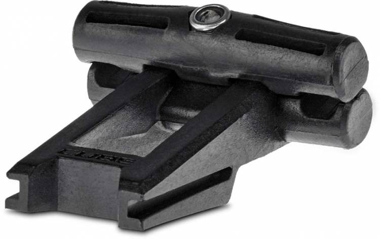 Cube saddle adapter CLICK black