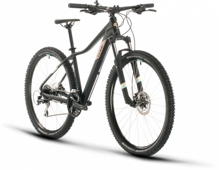 Cube Access WS Exc black n sesam 2020 - Hardtail Mountainbike Women