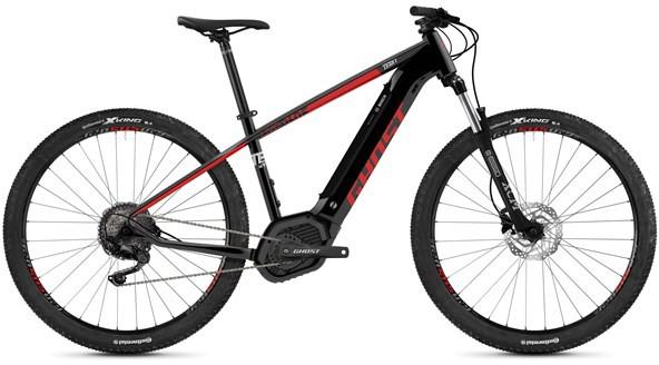 Ghost Hybride Teru PT B3.9 AL U black / riot red / urban grey 2020