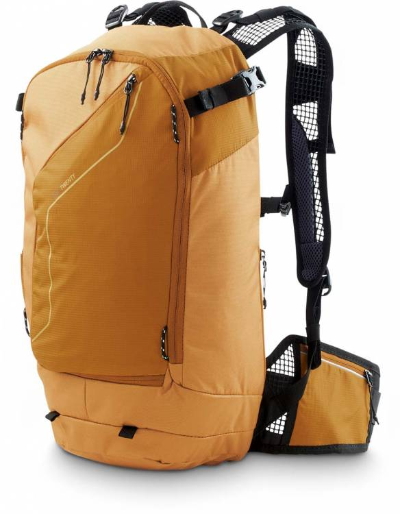 Cube Backpack EDGE TWENTY sand