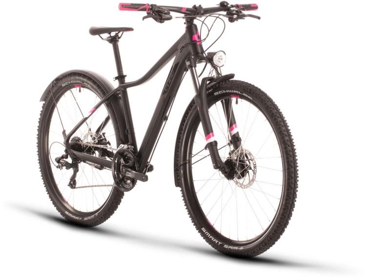 Cube Access WS Allroad black n berry 2020 - Hardtail Mountainbike Women