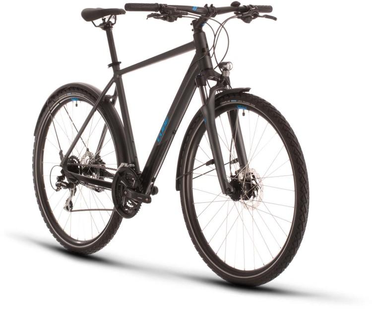 Cube Nature Allroad iridium n blue 2020 - Cross Bike Men