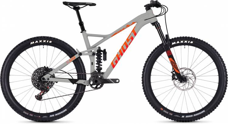 Ghost Slamr 8.7 AL U 2019 - Fully Mountainbike