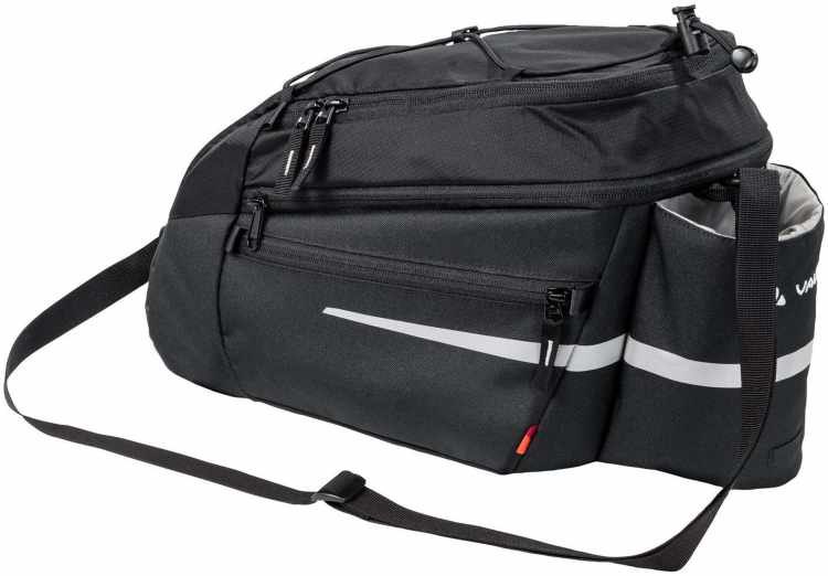Silkroad L (i-Rack) - black - carrier bag