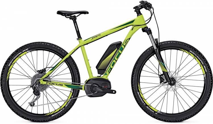 Focus Jarifa 27 Plus green 2017