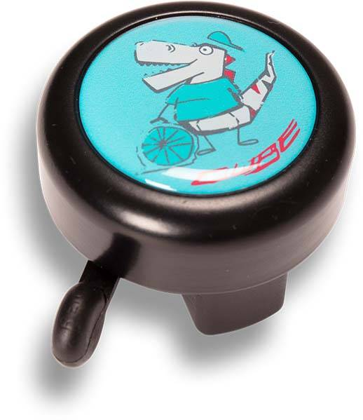 Cube Bicycle bell FRIENDS Dino multicolored