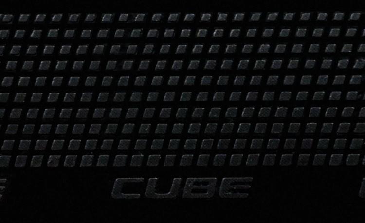 Cube Natural Fit Lenkerband Grip black