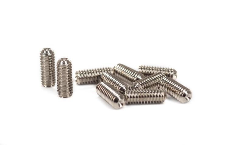 """Cube Pedal-Pins """"Flat & Klick"""" lang"""