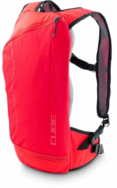 Cube Backpack PURE 4RACE red