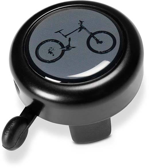 RFR Bike Bell BUDDYS Bike black n grey