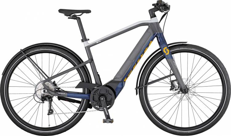 Scott E-Silence Speed 10 2017