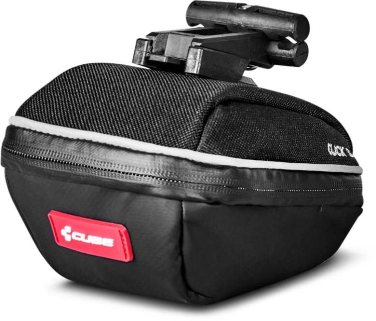 Cube Saddlebag CLICK S black