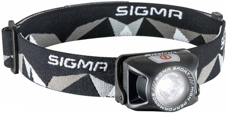 Sigma Headlamp Headled II black