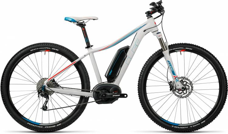 Cube Access WLS Hybrid Pro 400 white n blue n flashred 2016