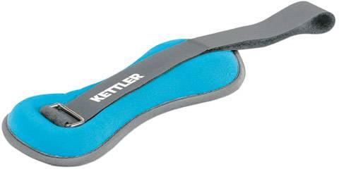 Kettler Fußmanschetten 2 x 1 Kg blau