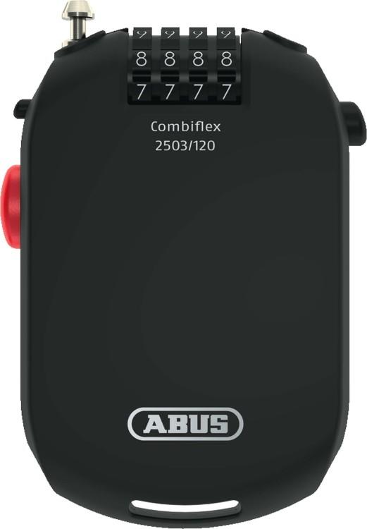 Abus special security Combiflex 2503/120 black 120cm